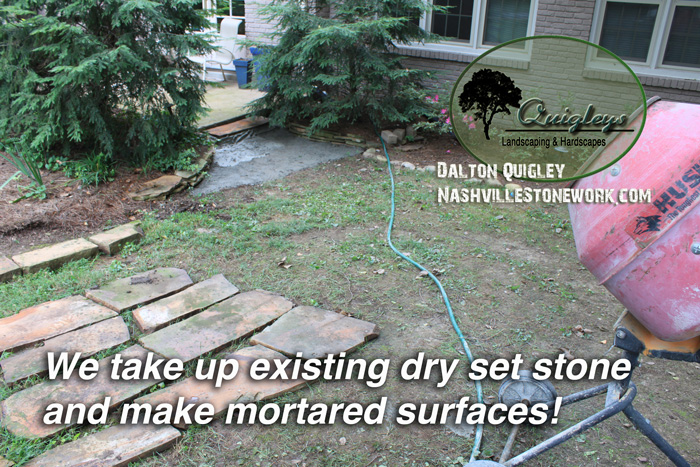 Replacing-Dry-Set-Flagstone-with-Mortared-nashville-tn